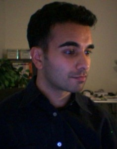 Sohail Ahmed - About page for blog author bio